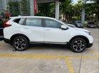 Bán Honda CR V sản xuất năm 2019, màu trắng