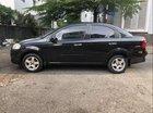 Cần bán lại xe Chevrolet Aveo đời 2013, màu đen số sàn, giá 235tr