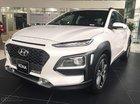 Bán Hyundai Kona 1.6 Turbo đời 2019, màu trắng, giá tốt