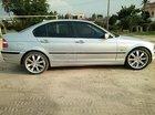 Cần bán gấp BMW 3 Series năm sản xuất 2001, màu bạc, xe nhập