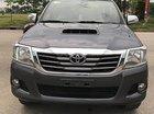 Bán xe Toyota Hilux Sx năm sản xuất 2013, màu xám, xe nhập