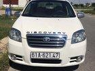 Bán Daewoo Gentra sản xuất 2008, màu trắng xe gia đình