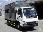 Xe tải Isuzu 2T2 thùng kín dài 3m5, giá tốt nhất thị trường