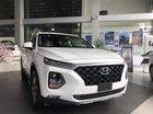 Hyundai Santa Fe, rẻ nhất, xe đủ màu (máy xăng + dầu), trả góp, chỉ 300tr lấy xe - LH: 0947371548