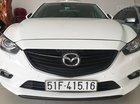 Cần bán gấp Mazda 6 LX đời 2016, màu trắng, giá 780tr