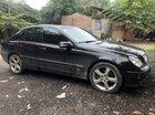 Bán Mercedes C240 sản xuất 2005, màu đen, nhập khẩu