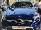 Cần bán Mercedes GLC 300 đời 2019, màu xanh lam, nhập khẩu nguyên chiếc