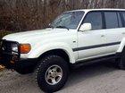 Bán Toyota Land Cruiser 4x4 đời 1992, màu trắng, nhập khẩu nguyên chiếc Nhật