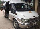 Cần bán lại xe Ford Transit đời 2005, giá 142tr