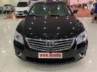 Bán Toyota Camry 2.4G sản xuất năm 2011, màu đen số tự động, giá 635tr