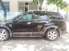 Bán Chevrolet Captiva 2008, màu đen xe gia đình, giá 280 triệu