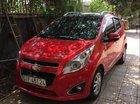 Cần bán xe Chevrolet Spark MT sản xuất 2017, màu đỏ, đã đăng ký Grad