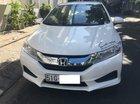 Cần bán xe Honda City 2017 số sàn gia đình chạy, mới đăng ký chạy thêm Grab lúc rảnh rỗi