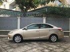 Bán Toyota Vios G sản xuất năm 2015, màu vàng như mới