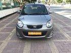 Bán ô tô Kia Morning SLX năm sản xuất 2010, màu xám (ghi), nhập khẩu, xe cực đẹp 6 vạn km xịn