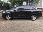 Cần bán lại xe Chevrolet Aveo sản xuất 2013, màu đen số sàn