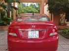 Cần bán xe Hyundai Accent AT 2012 màu đỏ, nhập khẩu nguyên chiếc