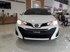 Bán Toyota Vios 1.5E số sàn 2019 giảm giá sốc +  DVD, camera, bọc áo ghế