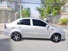Bán Daewoo Gentra SX sản xuất năm 2008, màu bạc, xe nhập, 1 chủ mua mới tại hãng