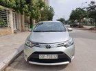 Bán Toyota Vios G sản xuất 2015, màu bạc, giá tốt