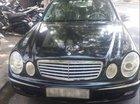 Bán Mercedes E240 đời 2003, màu đen chính chủ