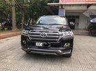 Chính Chủ bán ô tô Toyota Land Cruiser Vx đời 2016, màu đen, nhập khẩu nguyên chiếc
