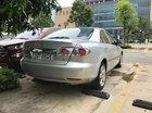 Bán Mazda 6 2.0 MT đời 2003, màu bạc, giá chỉ 220 triệu