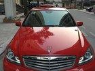 Bán Mercedes C250 sản xuất 2012, màu đỏ số tự động, 710 triệu