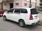 Bán Toyota Innova MT sản xuất 2008, màu trắng