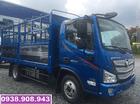 Xe tải 3 tấn 5, thùng dài 4m3, trả góp tại Thaco Long An, Tiền Giang, Bến Tre
