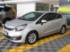 -Bán xe Kia Rio 1.4MT đời 2016, màu bạc, nhập khẩu nguyên chiếc