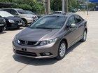Cần bán lại xe Honda Civic 2.0 đời 2015, màu xám