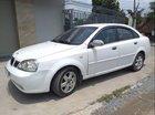 Cần bán Daewoo Lacetti 2004, màu trắng, Đk 2005, xe rất êm và sạch