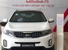 Bán xe Kia Sorento năm sản xuất 2018, màu trắng