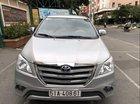 Cần bán xe Toyota Innova sản xuất 2012, màu bạc chính chủ