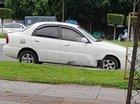 Cần bán Daewoo Lanos MT sản xuất năm 2003, màu trắng, nhập khẩu, xe đẹp