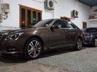 Cần bán xe Mercedes E250 năm sản xuất 2014, màu nâu, tất cả đều nguyên zin