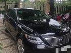 Cần bán gấp Lexus LS 600hL đời 2008, màu đen, xe nhập
