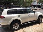 Cần bán xe Mitsubishi Pajero đời 2016, màu trắng xe gia đình