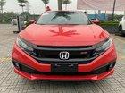 Cần bán xe Honda Civic RS năm 2019, màu đỏ, xe nhập