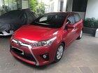 Bán xe Toyota Yaris sản xuất năm 2014, màu đỏ, nhập khẩu nguyên chiếc số tự động, 500 triệu