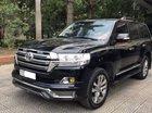 Chính chủ bán Toyota Land Cruiser VX 4.6 đời 2016, màu đen