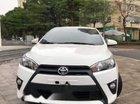 Cần bán xe Toyota Yaris 1.5E 2016, màu trắng xe gia đình