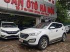 Cần bán xe Hyundai Santa Fe đời 2015, màu trắng chính chủ giá cạnh tranh