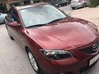 Bán xe Mazda 3 năm sản xuất 2009, màu đỏ, nhập Nhật