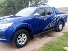 Bán xe Nissan Navara EL 2.5AT đời 2016, màu xanh lam xe gia đình