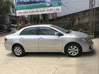 Cần bán gấp Toyota Corolla altis sản xuất 2009, màu bạc, xe nhập, giá 435tr