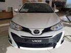 Bán Toyota Vios năm sản xuất 2019, màu trắng, giao ngay