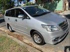 Cần bán lại xe Toyota Innova sản xuất năm 2012, màu bạc, giá 352tr