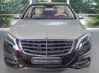 Bán Maybach S500 màu Ruby Black duy nhất tại Việt Nam, xe nhập, chỉ đóng 2% thuế, 30km